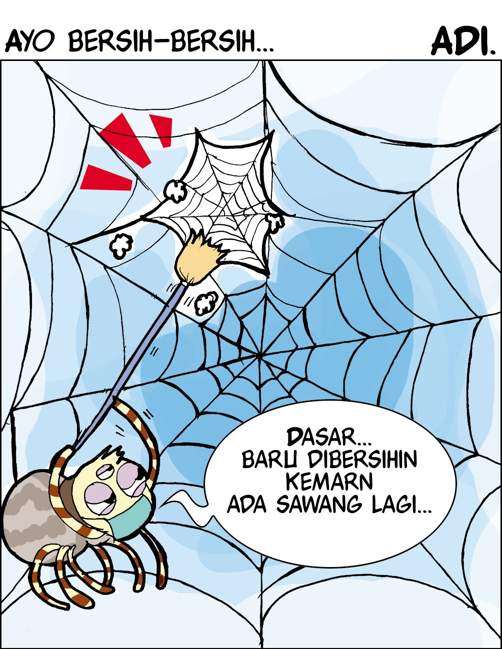 Cartoon Jawa pos