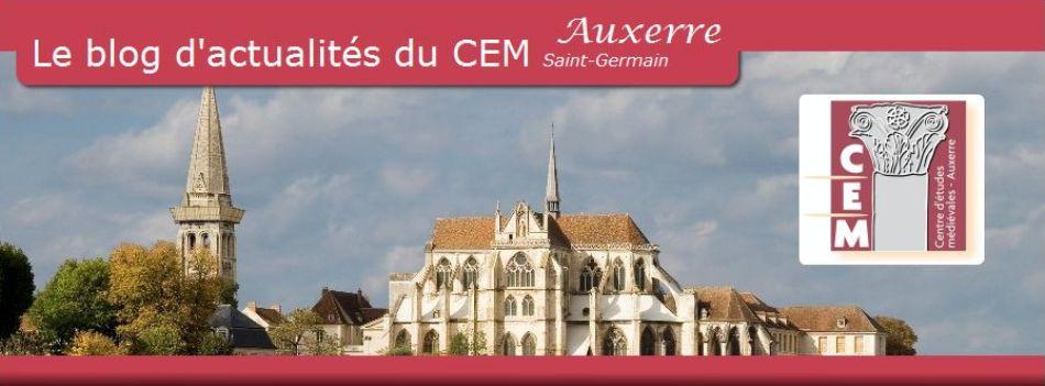 Actualités du Centre d'études médiévales d'Auxerre