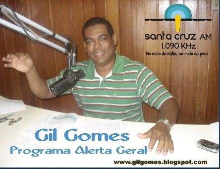 Alerta Geral - Rádio Santa Cruz AM 1090KHz