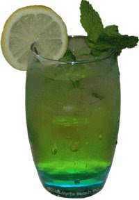 Mint and Fennel Drink, A cool drink for Summer