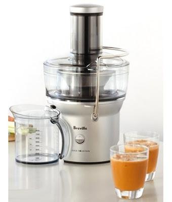 Best Breville Juice Fountain-Fruit Juicer