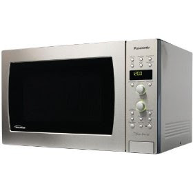 Panasonic Convection Microwave - Panasonic NN-C994S Genius Prestige Convection Microwave Oven