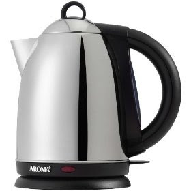 Electric Water Kettle By Aroma