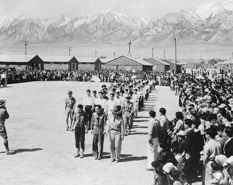 japanese concentration camps essay
