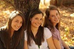 Abbie, Deb, Leah