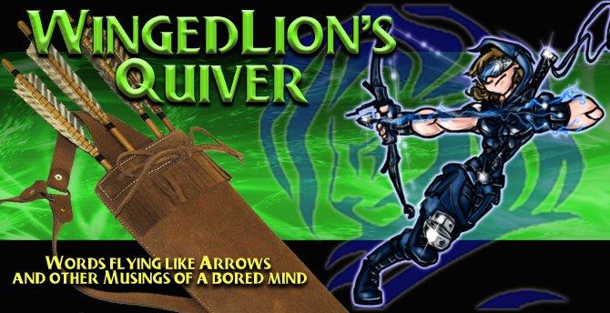 WingedLion&#39;s Quiver