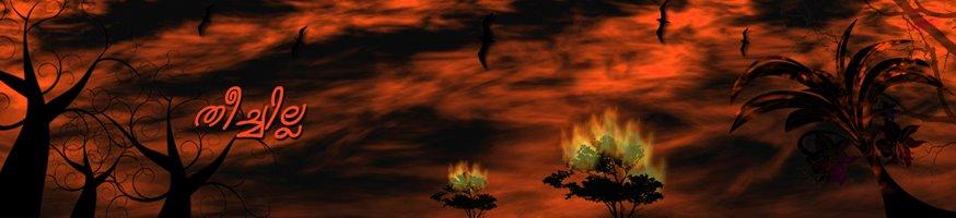 തീച്ചില്ല -My space