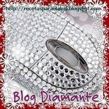 Premio Diamante compartido por una Amiga muy importante grazzie Lidia tutti il cuore