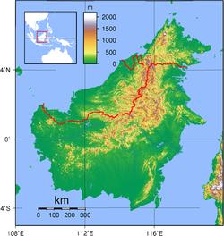 Kalimantan, Eksotisme di ambang kepunahan