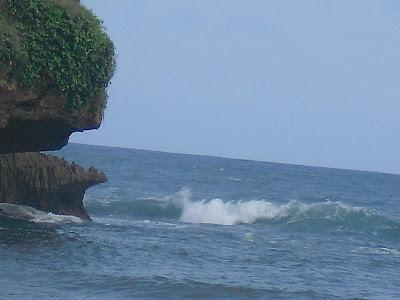 Kembali mengunjungi Pantai Baron