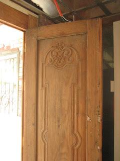 No doors december 2008 for Door design narra