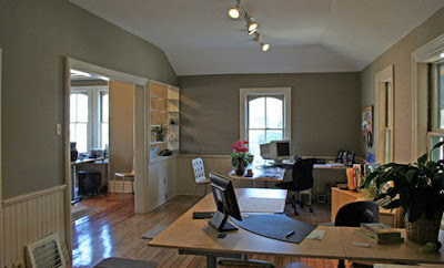 Resendential Office Design Idea