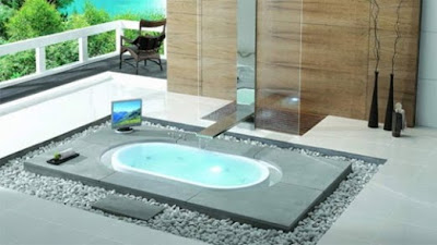 cool bathtubs-modern bathrooms design Ideas