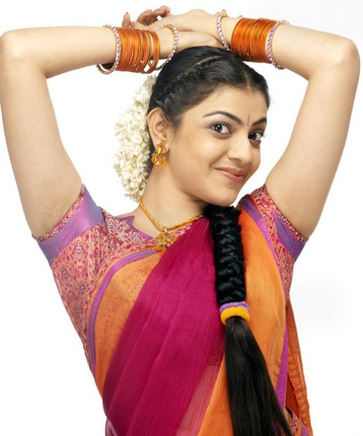 Actress Kajal Agarwal Ht Stills Dont miss It cleavage