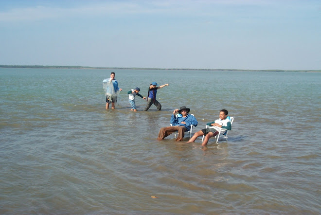 FISHING IN DARWIN