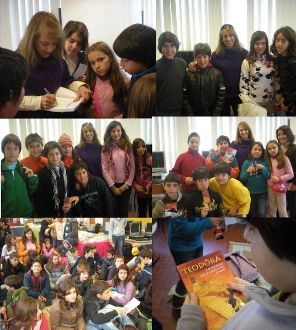 Escola de Hermenegildo Capelo em Palmela (3 Dezembro 2009)