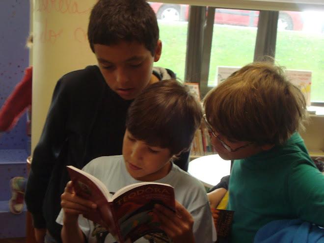Escola S. Julião da Barra - 19 de Outubro 2010