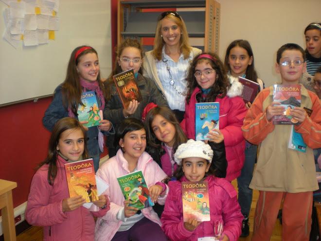 Agrupamento de Escolas de Sta. Clara na Guarda - 2 Novembro 2010