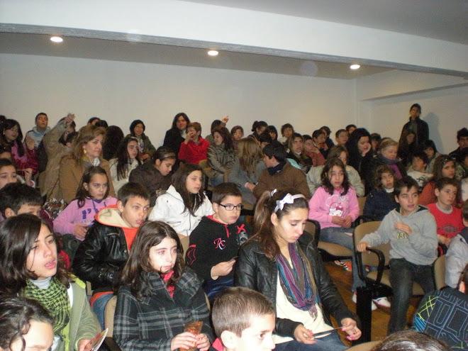 Escola de Fajões - 31 de Janeiro de 2011