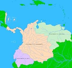 La gran Colombia, compromiso de las FARC-EP