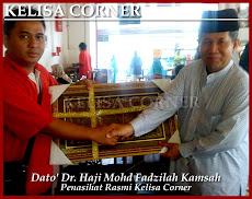 Penasihat Rasmi Kelisa Corner, Dato' Dr. Haji Mohd Fadzilah Kamsah