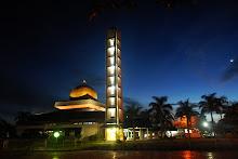masjid al falah pt badak bontang