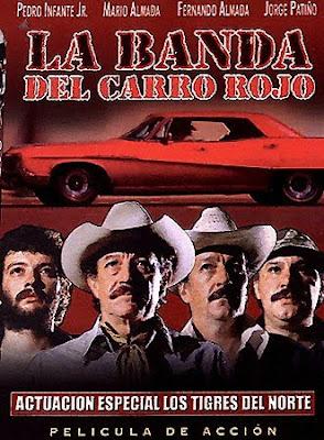 La Banda del Carro Rojo (1978)