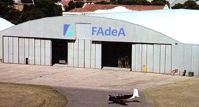 Industria Aeronautica Argentina ayer y hoy