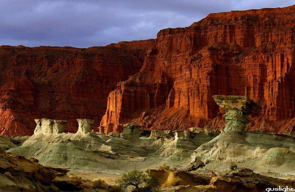 valle de la luna argentina: