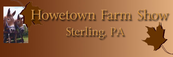 Howetown Farm Show