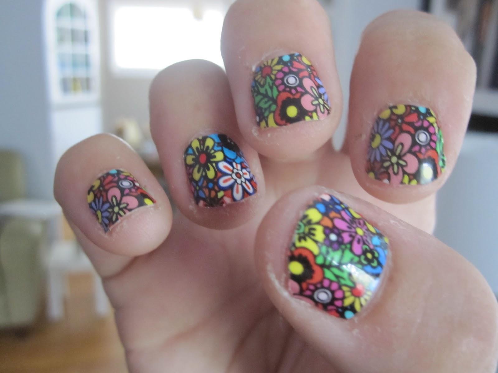 artstar by aletha: Little Miss Fancy Nails
