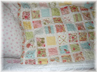 Quilt Taffy: Simplicity Vintage Baby Quilt : quilt taffy - Adamdwight.com