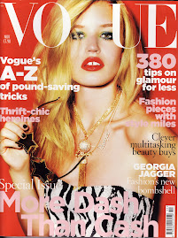 Vogue Britânica Nov 2009-Georgia May Jagger