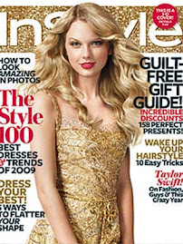 In Style Dez 2009- Taylor Swift