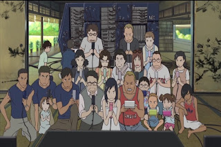 SUMMER WARS screen caps 09