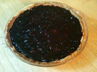 Gluten Free Blueberry Pie Recipe