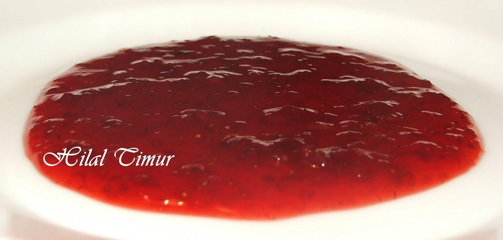 Çilek Marmelatı