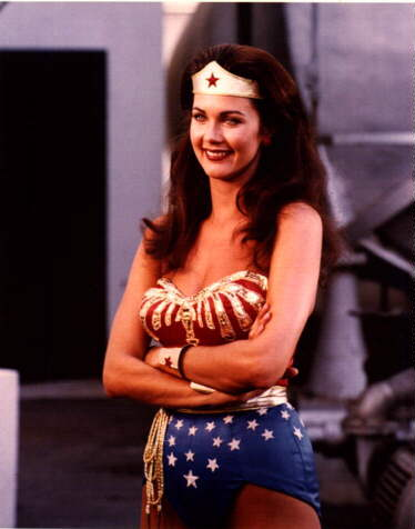 This is Lynda Carter