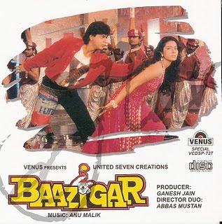 Baazigar songs Download Baazigar Mp3 songs