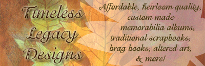 Timeless Legacy Designs Banner
