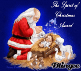 Spirit of Christmas Blog Award