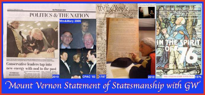 Mount Vernon Statement of Statesmanship