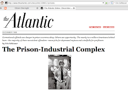Prison-Industrial Complex (with kickbacks!)