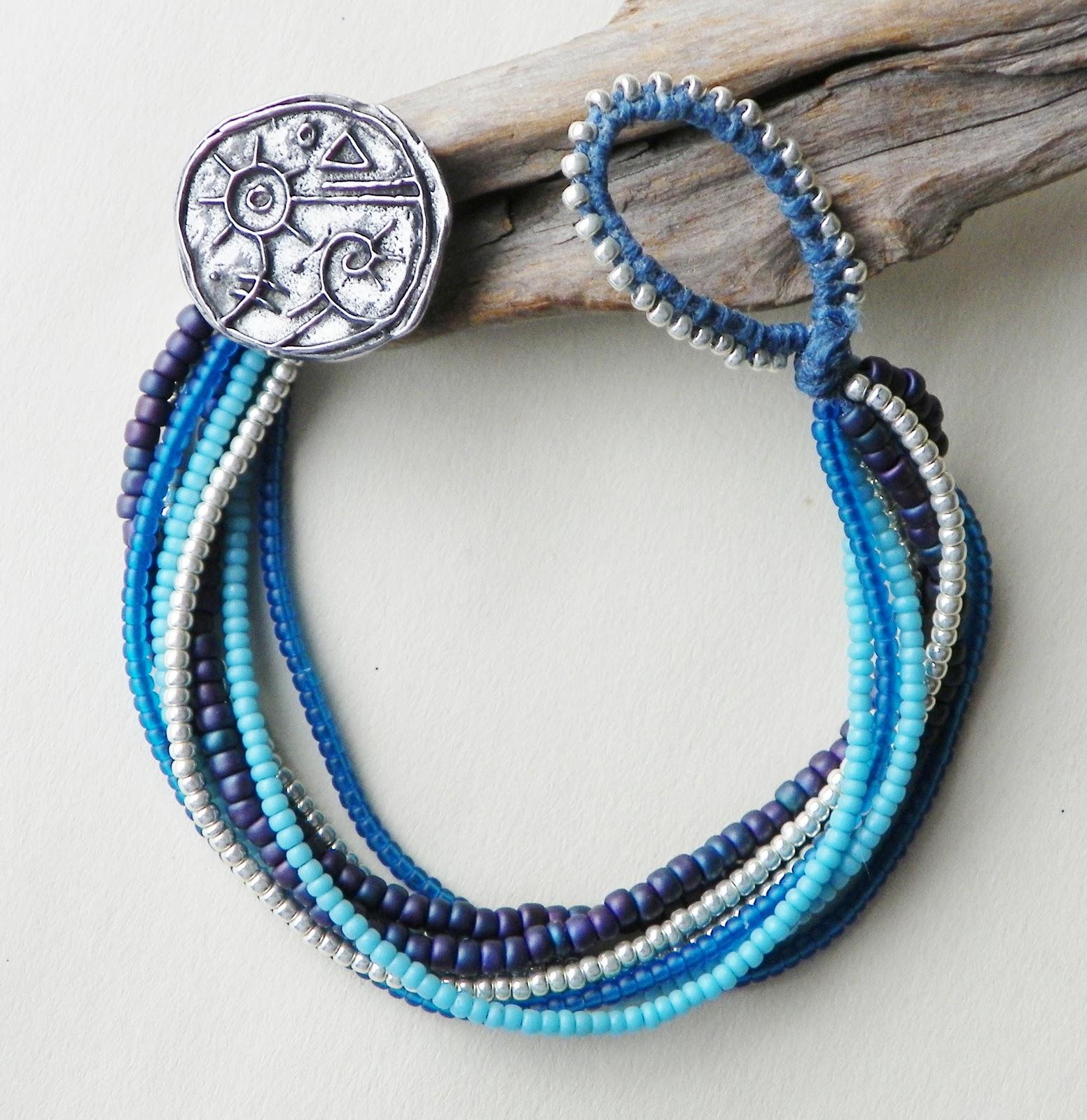 Linen Jewellery