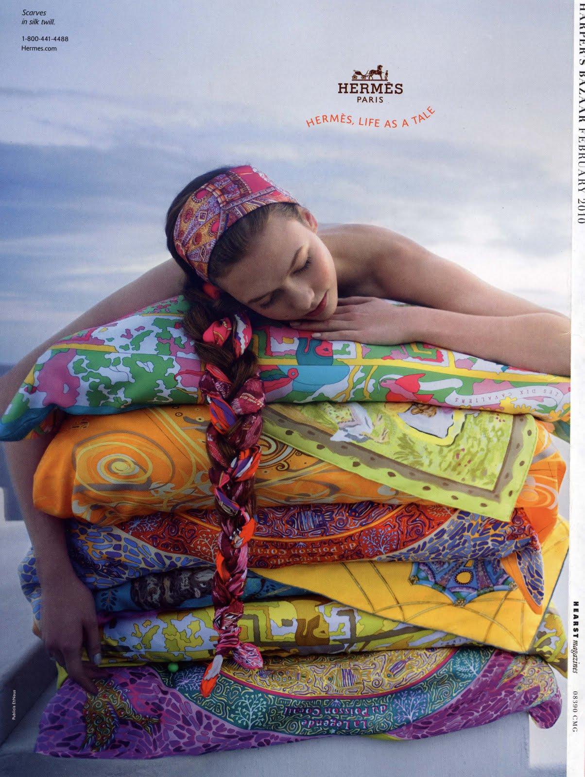 Связанные платками девушка 28 фотография