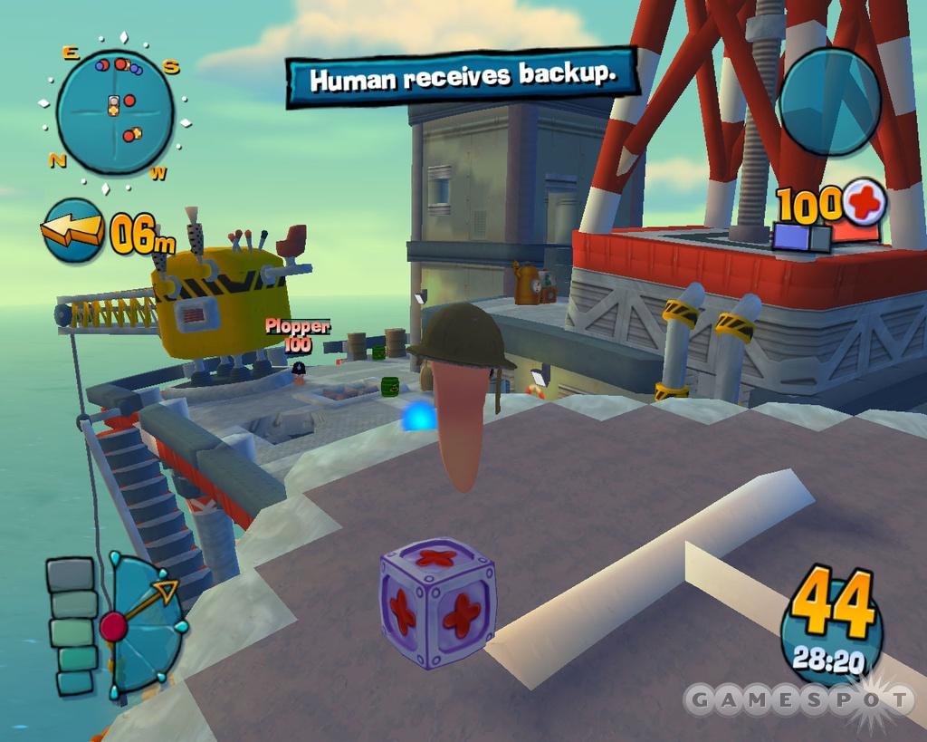 worm 4 mayhem multi: