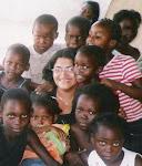 Crianças em Moz - fevereiro de 2006