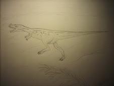 Mis dibujos - Ceratosaurus