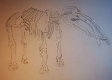 Mis dibujos - Mastodonte