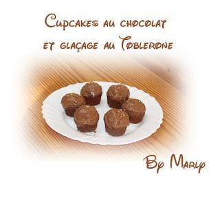recettes  Cupcakes au chocolat